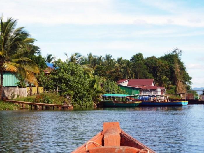 community based ecotourism river chi phat
