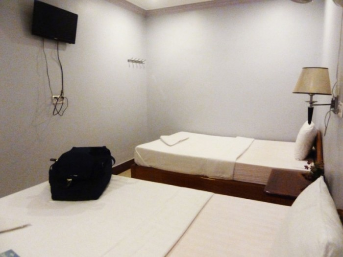 hotel Mékong Crossing chambre
