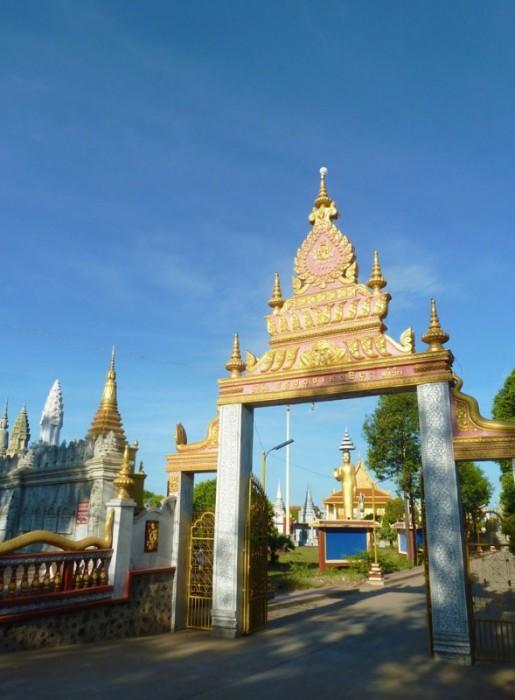 kampong cham vat day doh