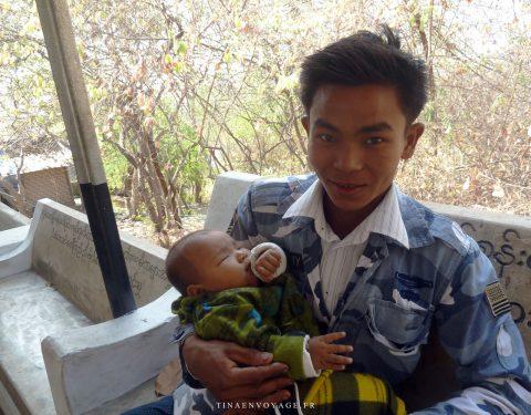 Famille Birmane 2